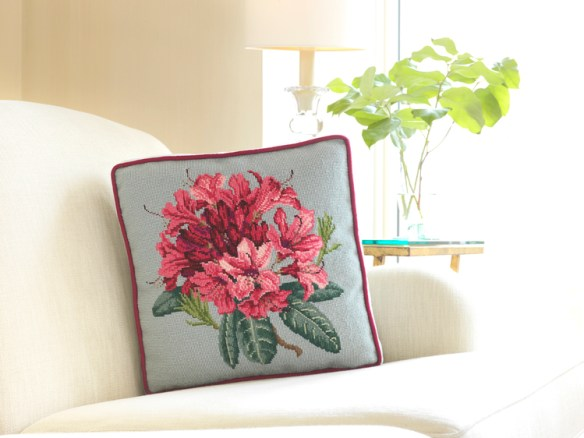 Elizabeth Bradley Home pillow