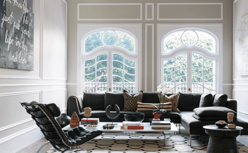 Pacific Heights home by Susan Greenleaf via Lonny 5