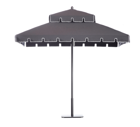 Santa Barbara Umbrella_Two Tiered
