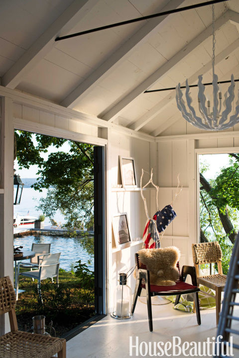 Thom Filicia Lake House 9