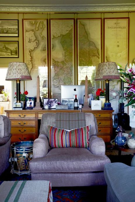 Jemma Kidds Home via Elle Decor