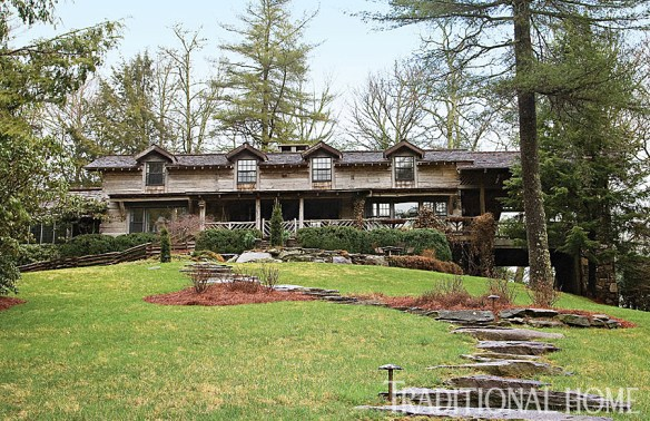 Charles Faudree Traditional Home 8