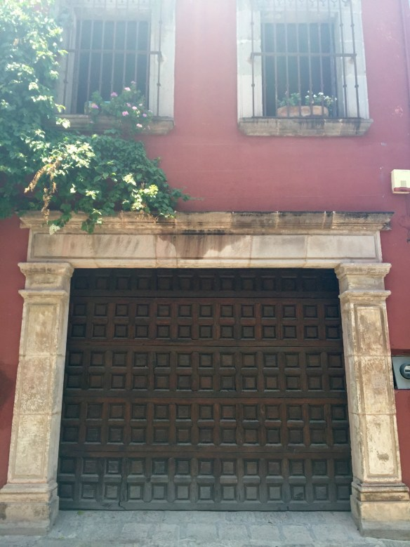 Doors of San Miguel by The Potted Boxwood 10