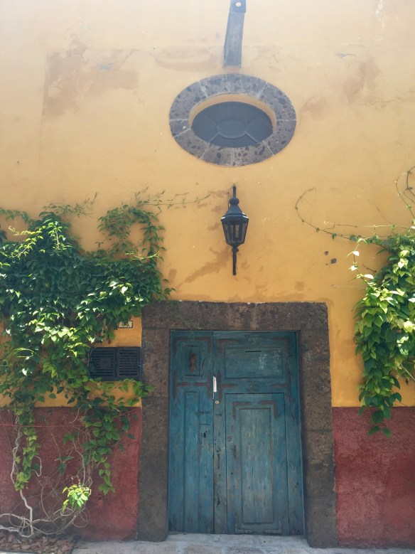 Doors of San Miguel by The Potted Boxwood 11