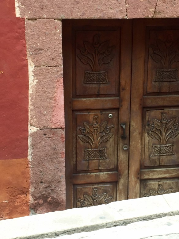 Doors of San Miguel by The Potted Boxwood 20