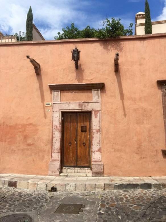 Doors of San Miguel by The Potted Boxwood 28