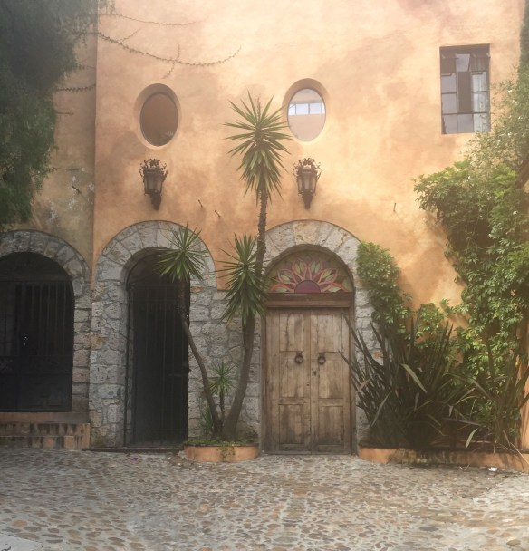 Doors of San Miguel by The Potted Boxwood 38