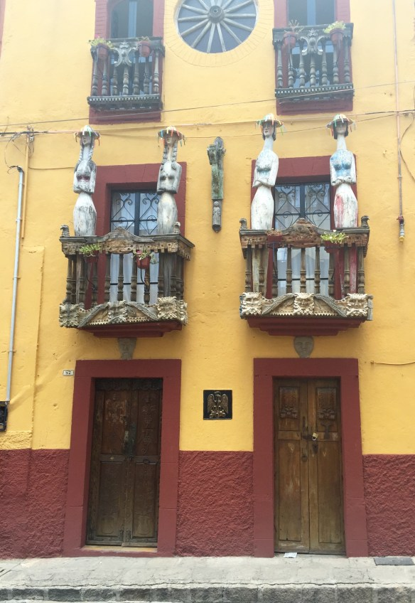 Doors of San Miguel by The Potted Boxwood 48