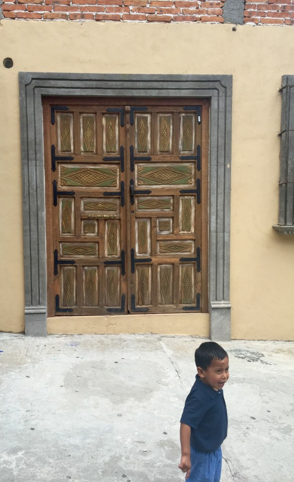 Doors of San Miguel by The Potted Boxwood 49