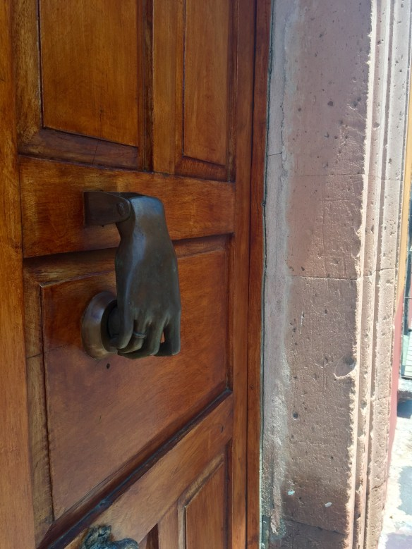 Doors of San Miguel by The Potted Boxwood 7