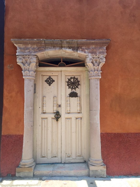 Doors of San Miguel by The Potted Boxwood 8