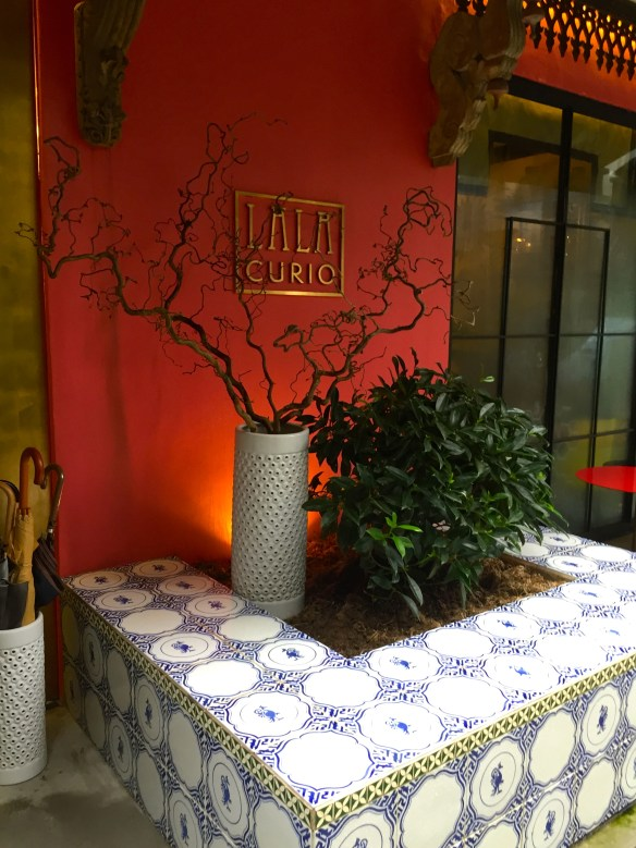 LALA Curio in Hong Kong via The Potted Boxwood