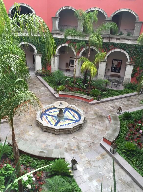 San Miguel de Allende The Potted Boxwood 28
