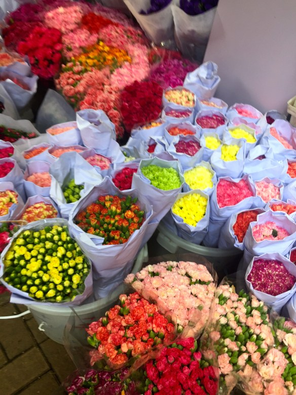 The Flower District in Hong Kong via The Potted Boxwood 3