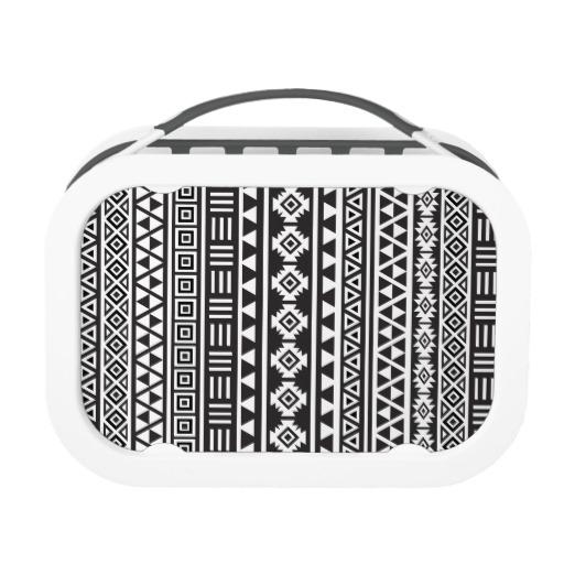 Aztec Lunch Box