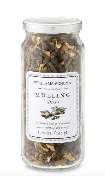Mulling Spices from Williams Sonoma