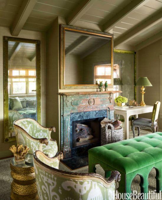 Benjamin Dhong via House Beautiful 5