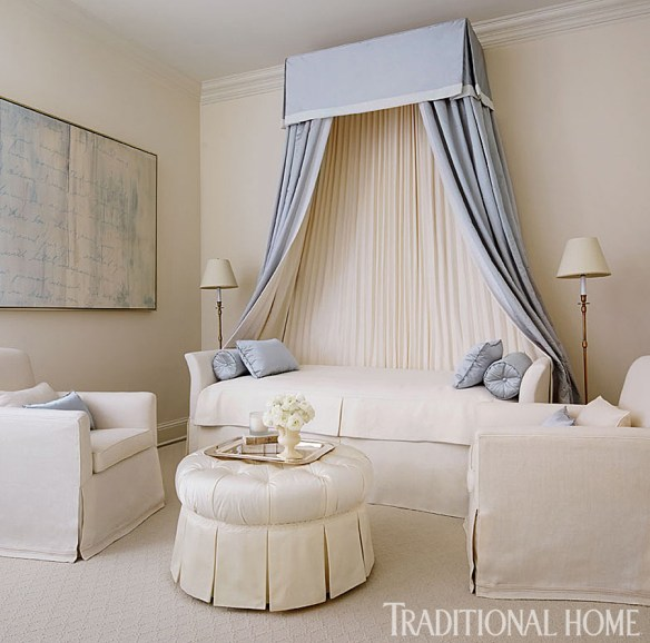 Chicago Townhouse via Traditional Home 4