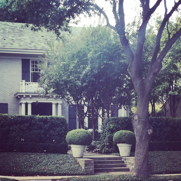 Dallas Home by Christina Dandar for The Potted Boxwood 65