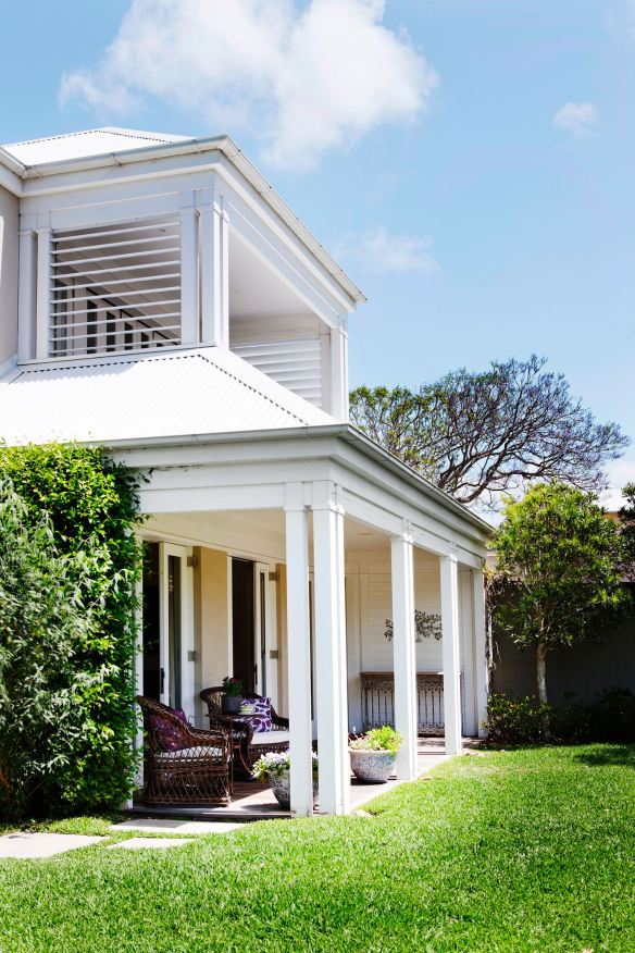 Australian Home via Australian House and Garden 2