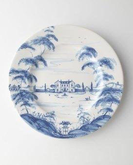 Juliska plates from Neiman Marcus Northpark