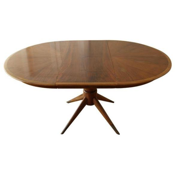 Melchiorre Bega Sculptural Dining Table from Chairish
