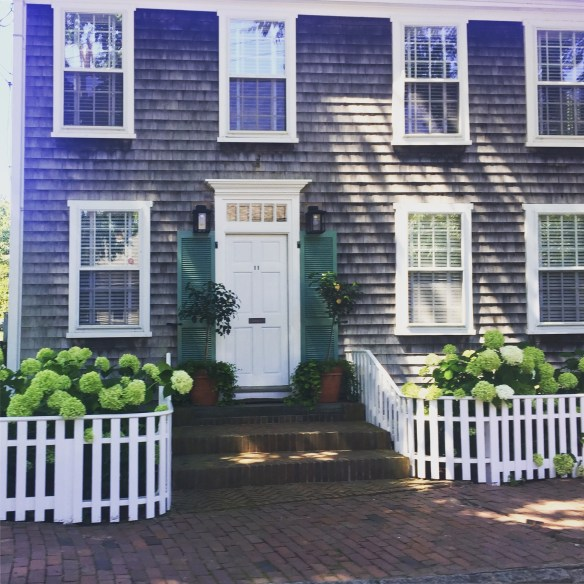 Nantucket by Christina Dandar for The Potted Boxwood 27
