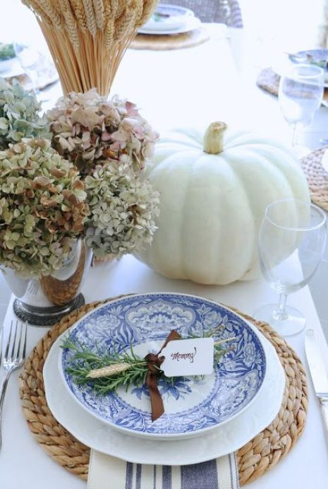 blue-and-white-and-thanksgiving-tablescape-via-eleven-gables
