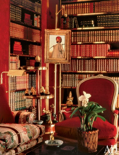 brooke-astors-library-by-albert-hadley-via-ad