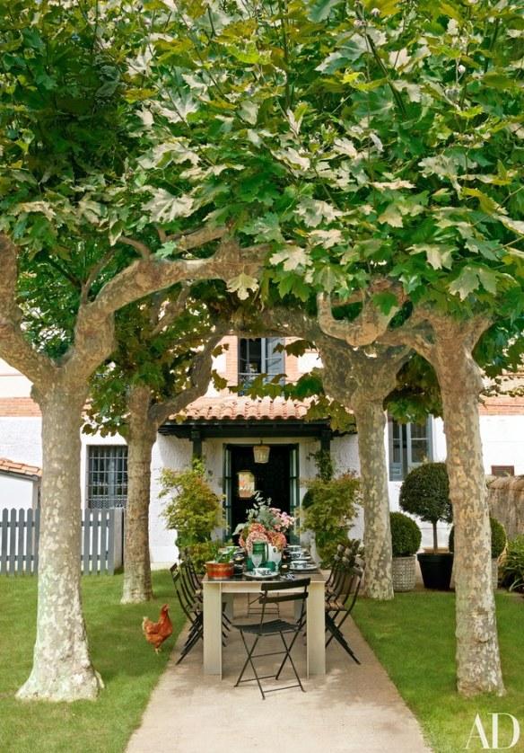 Lorenzo Castillos Home via AD 2