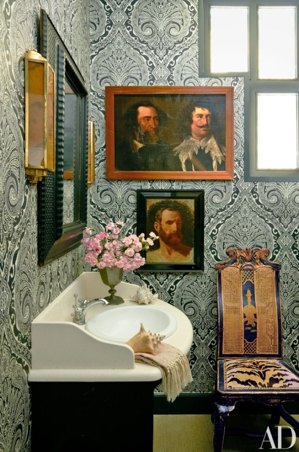 Lorenzo Castillos Home via AD