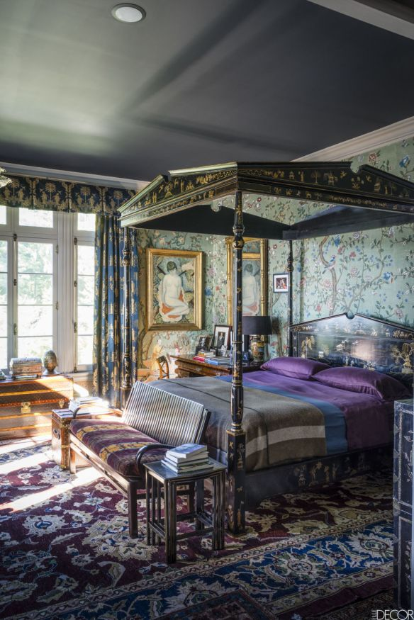 Robert Duffy Ferncliff Estate via Elle Decor. 8