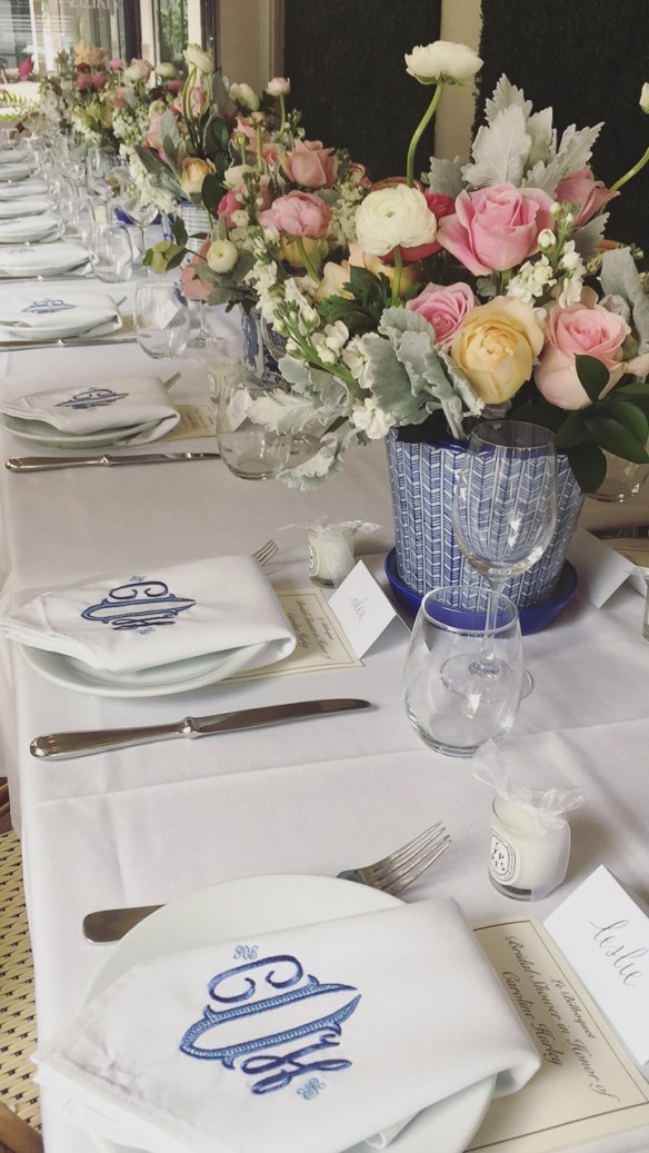 Bridal Shower by Christina Dandar for The Potted Boxwood 14