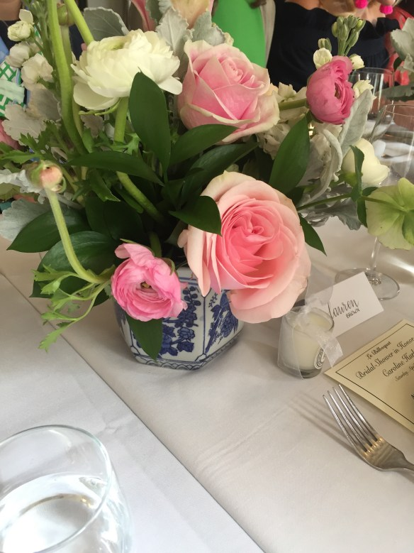 Bridal Shower by Christina Dandar for The Potted Boxwood 16