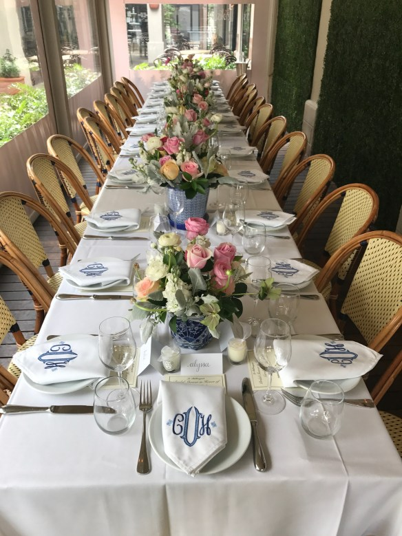 Bridal Shower by Christina Dandar for The Potted Boxwood 21