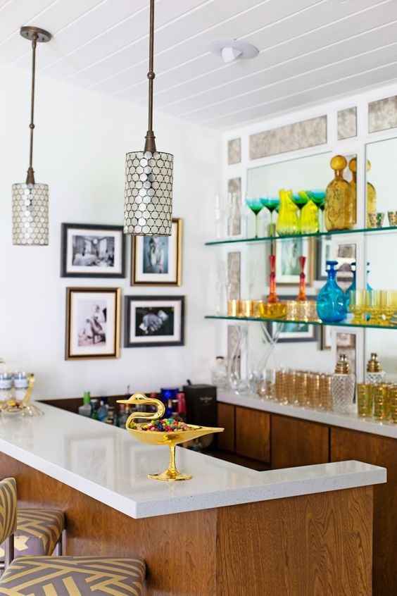 Bar via Palm Springs Style