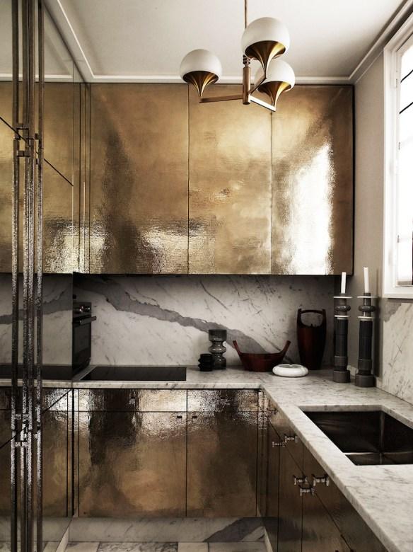 Kitchen Via Elle Decor