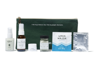 Shop Follain Beauty travel kit