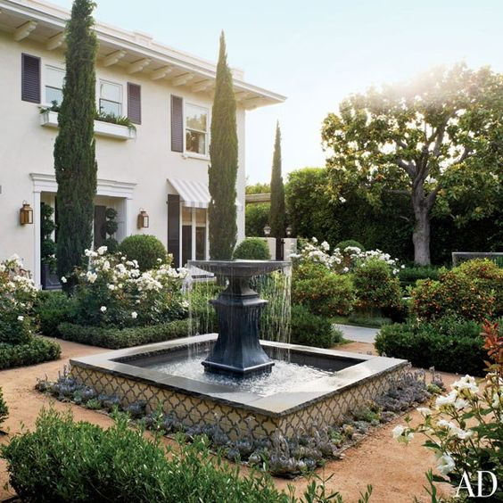 Garden via AD