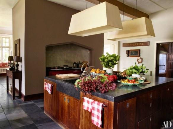 Claudia Schiffers Home via AD 7