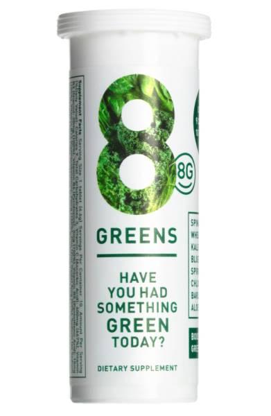 Super 8 greens