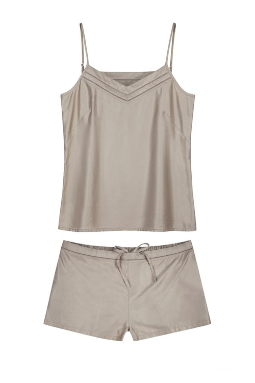 The+Ethical+Silk+Co+-+Lunar+Grey+Silk Camisole+and+Shorts+Set+-+Low+Res