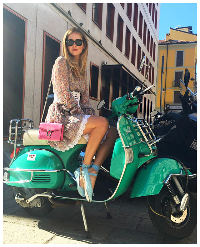 Chiara Ferragni fashion