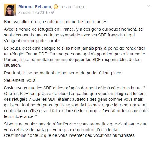 Réfugiés et SDF - ThePrairie.fr !