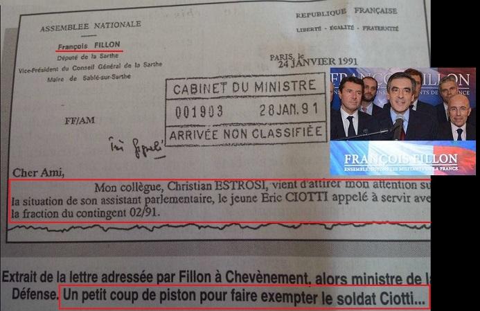 Ciotti, Fillon et Estrosi - Révélation Canard Enchaîné - ThePrairie.fr !