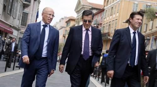 Ciotti, Fillon, Estrosi - ThePrairie.fr !