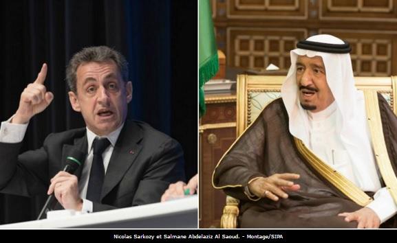 Nicolas Sarkozy - Salmane Abdelaziz Al Saoud - ThePrairie.fr !