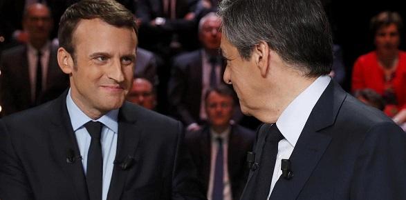 Macron et Fillon - ThePrairie.fr !