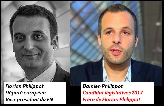 Florian Philippot et son frère Damien - ThePrairie.fr !
