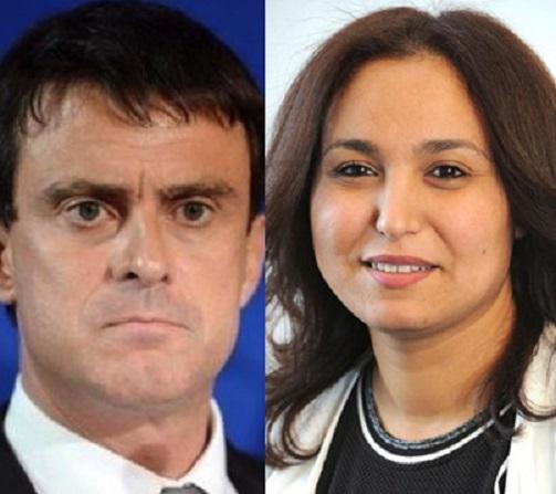 Valls - Farida Amrani - ThePrairie.fr !
